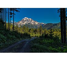 Mt. Rainier in Washington Photographic Print
