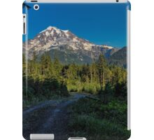 Mt. Rainier in Washington iPad Case/Skin