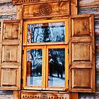 Window. Russian style by Andrey Kudinov