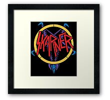 Skarner - Reign in Jungle Framed Print