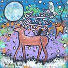 Winter Celebration by Juli Cady Ryan
