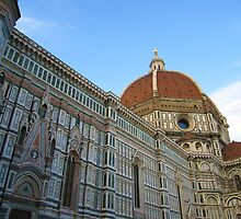 Italy-Firenze :il Duomo by bertipictures