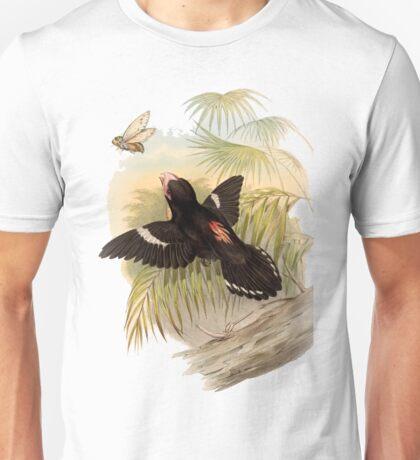 Dusky broadbill Unisex T-Shirt