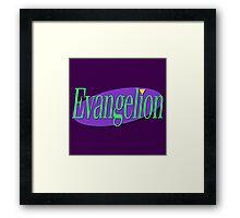 Neon Genesis Seinfeldgelion (Alt) Framed Print
