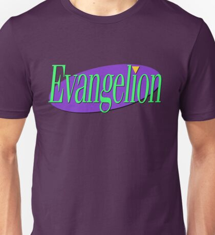 Neon Genesis Seinfeldgelion (Alt) Unisex T-Shirt