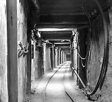 Salt mine Krakow by stronart