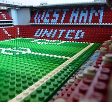 Boleyn Ground by brickstand