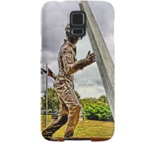 Steel Workers Memorial Samsung Galaxy Case/Skin
