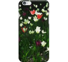 Two Lips Tulips iPhone Case/Skin
