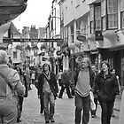 York - Street Shot by Stan Owen