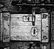Door Lock At York Minster by Stan Owen