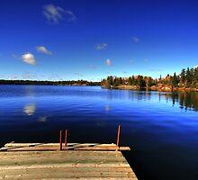 Brereton Lake by Larry Trupp