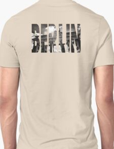 BERLIN Letter Germany T-Shirt