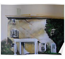 Hatton House from A Wyeth Poster