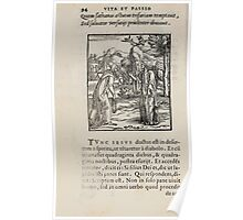 Contemplation Life and Passion Our Lord Jesus Christ Albrecht Durer 1557 0038 Poster