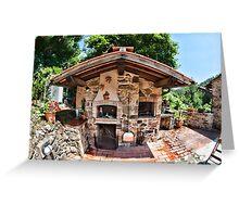 Tuscany Retreat B&B Greeting Card
