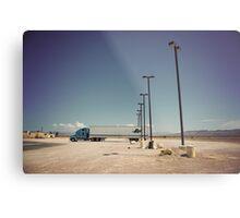 8000 miles USA : On the road 3 Metal Print
