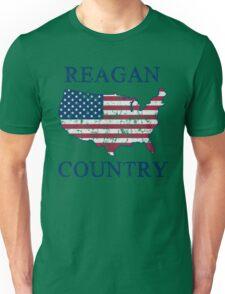 Retro 80s Reagan Country Unisex T-Shirt