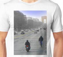 Champs Elysees II Unisex T-Shirt