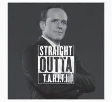 STRAIGHT OUTTA T.A.H.I.T.I. T-Shirt