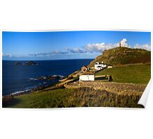 Cape Cornwall.! Poster