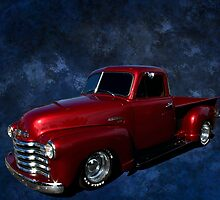 1951 Chevrolet Pickup Truck by TeeMack