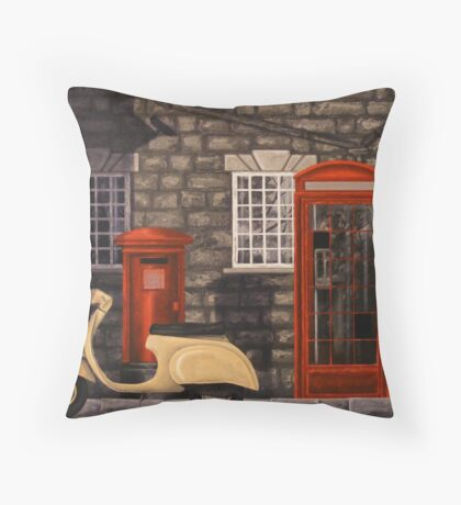 Dai Throw Pillow