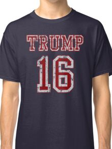 Vote Trump for President 2016 Election Classic T-Shirt