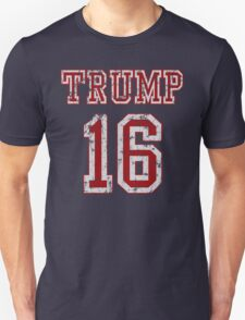 Vote Trump for President 2016 Election Unisex T-Shirt