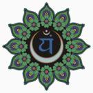 Anahata Chakra by shantitees