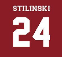 Stiles Stilinski by drawpassionn