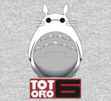 Totoro 6  One Piece - Short Sleeve