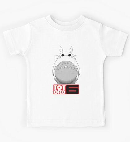 Totoro 6  Kids Tee