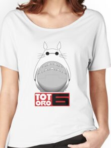 Totoro 6  Women's Relaxed Fit T-Shirt