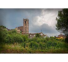 Sant Adrea Di Compito - Italy Photographic Print