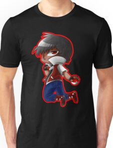Champion Red Unisex T-Shirt