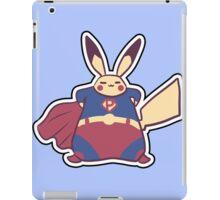 Superpika iPad Case/Skin