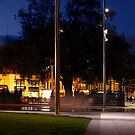 Brixton midnight, london  by Tenee Attoh