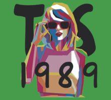 ts 1989 Baby Tee