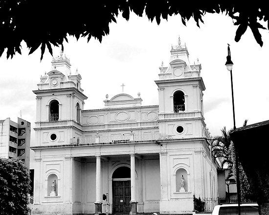 Colonial San Jose by Al Bourassa