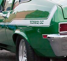 '72 Yenko Nova Clone by Gary Paakkonen