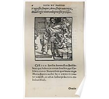Contemplation Life and Passion Our Lord Jesus Christ Albrecht Durer 1557 0010 Poster