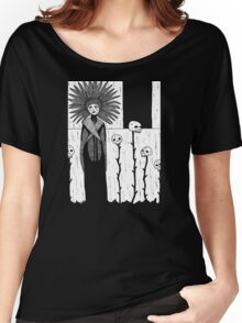 picturesque desertion Women's Relaxed Fit T-Shirt