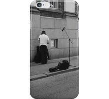 Street Performer iPhone Case/Skin