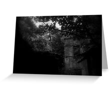 Baron Hill - Side  Greeting Card