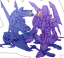 Whirl/Javelin Sticker Sticker