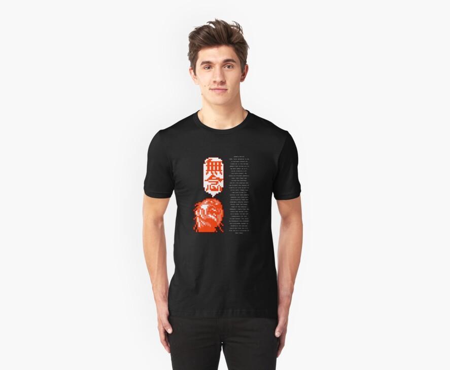 Samurai Zombie Nation by psurg