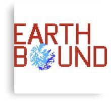 EarthBound Beginnings - Title Screen Canvas Print