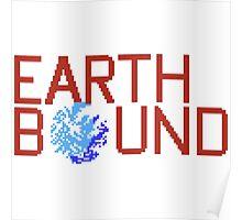 EarthBound Beginnings - Title Screen Poster