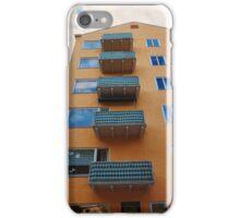 Balconies iPhone Case/Skin